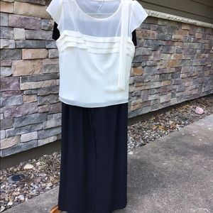 Liz Claiborne NWT size 10P dressy pants set